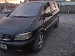 Opel Zafira A Рестайлинг 2.2, 2003 г., $ 2 800