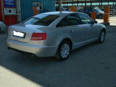 Audi A6 III (C6) 2.4, 2005 г., $ 7 500