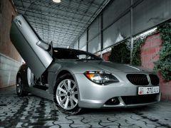 BMW 6 Серия II (E63/E64) 645i 4.4, 2004 г., $ 12 000