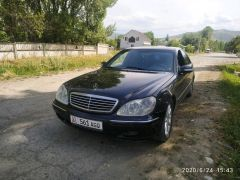 Mercedes-Benz S-класс IV (W220) 500 5.0, 2000 г., $ 5 500