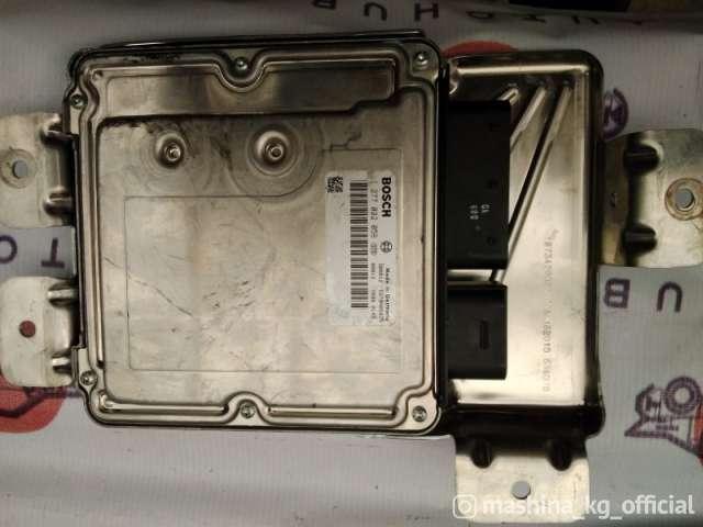 Запчасти и расходники - Модуль управления бензонасосом (ЭБУ) E60