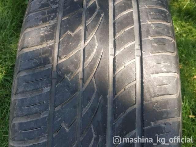 Tires - Диски с резиной R20