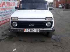 ВАЗ (Lada) 2121 I Рестайлинг 1.7, 1996 г., $ 1 415