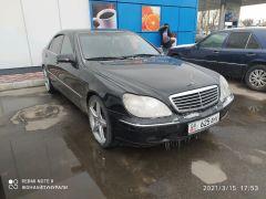 Mercedes-Benz S-класс IV (W220) 320 3.2, 1999 г., $ 4 500
