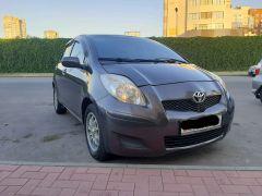 Toyota Yaris II Рестайлинг 1.3, 2009 г., $ 5 900