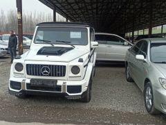 Mercedes-Benz G-класс II (W463) 500 5.0, 1998 г., $ 12 000