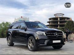 Mercedes-Benz GL-класс II (X166) 350 CDI BlueTEC 3.0, 2018 г., $ 65 000