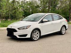 Ford Focus III Рестайлинг 1.5, 2017 г., $ 10 000