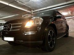 Mercedes-Benz GL-класс I (X164) Рестайлинг 550 5.5, 2010 г., $ 18 000
