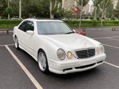 Mercedes-Benz E-класс AMG II (W210, S210) Рестайлинг 55 AMG 5.4, 2002 г., $ 12 300