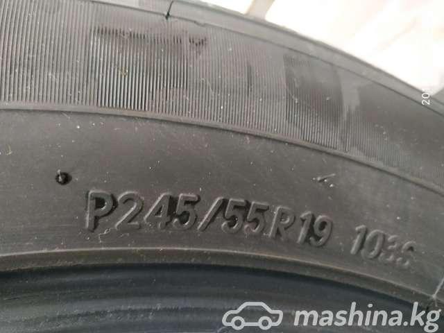Шины - Продаю дёшево новую шину Toyo 245/55/19