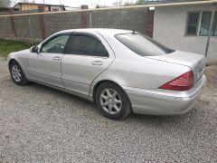 Mercedes-Benz S-класс IV (W220) Рестайлинг 350 3.7, 2002 г., $ 6 500