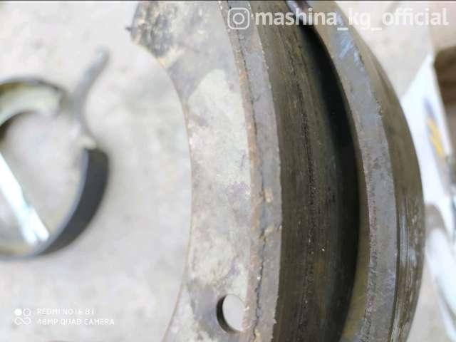 Vehicles for spare parts - Комплект колодок заднего тормоза