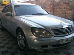 Mercedes-Benz S-класс IV (W220) 500 5.0, 2000 г., $ 5 100