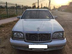 Mercedes-Benz S-класс III (W140) Рестайлинг 320 Long 3.2, 1995 г., $ 5 000