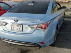 Hyundai Sonata VI (YF) 2.4, 2012 г., $ 9 500