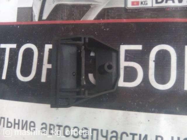 Запчасти и расходники - Кронштейн радиатора, E39, 17111737707