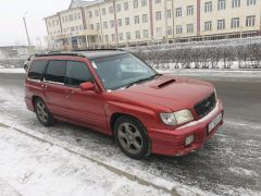 Subaru Forester I Рестайлинг 2.0, 2002 г., $ 4 200