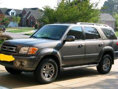 Toyota Sequoia I 4.7, 2003 г., $ 12 200