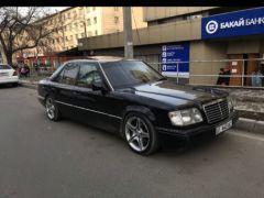 Mercedes-Benz E-класс I (W124) 220 2.2, 1993 г., $ 4 700