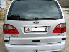 Ford Galaxy I Рестайлинг 2.3, 2002 г., $ 3 900