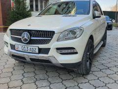 Mercedes-Benz M-класс III (W166) 350 3.5, 2012 г., $ 25 000