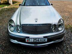 Mercedes-Benz E-класс III (W211, S211) 500 5.0, 2004 г., $ 8 500