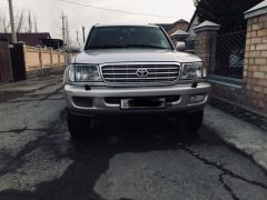 Toyota Land Cruiser 100 Series 4.2, 2002 г., $ 15 000