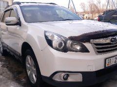 Subaru Outback IV 2.5, 2010 г., $ 10 000