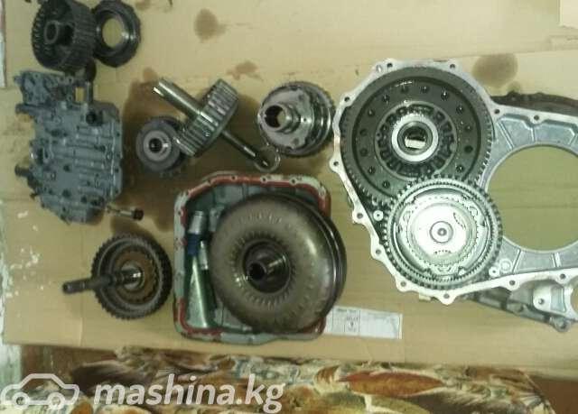 Sale of spare parts - Коробка на эстиму