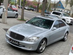 Mercedes-Benz S-класс V (W221) 550 5.5, 2006 г., $ 11 800