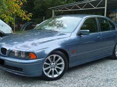 BMW 5 Серия IV (E39) Рестайлинг 520i 2.2, 2002 г., $ 4 900