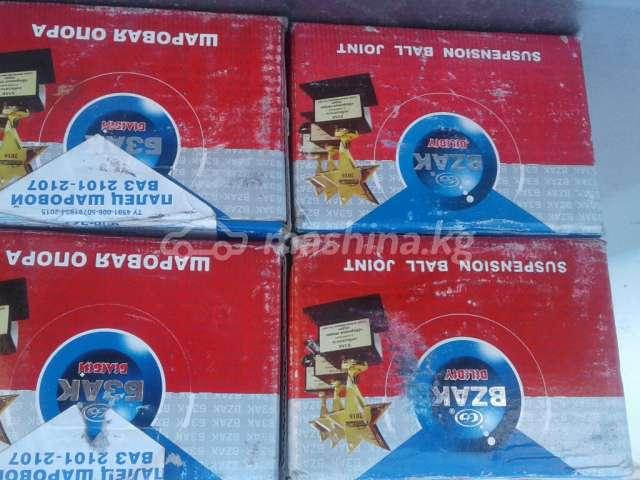 Продажа запчастей - На Ваз 2107.колодки шаровые саленблоки все вместе