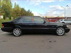Mercedes-Benz S-класс III (W140) Рестайлинг 300 3.0, 1999 г., $ 9 300