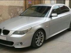 BMW 5 Серия V (E60/E61) Рестайлинг 525i 2.5, 2008 г., $ 9 200