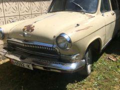 ГАЗ 21 Волга 21В 2.5, 1959 г., $ 700