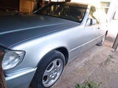 Mercedes-Benz S-класс III (W140) 3.2, 1992 г., $ 2 594