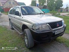 Mitsubishi Pajero Sport I 3.0, 2001 г., $ 3 544