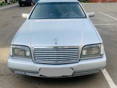 Mercedes-Benz S-класс III (W140) 320 3.2, 1993 г., $ 5 500