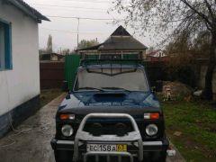 ВАЗ (Lada) 2121 (4x4) Нива 21214 1.7, 2002 г., $ 2 378