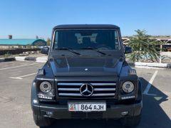 Mercedes-Benz G-класс II (W463) 500 5.0, 2002 г., $ 22 500