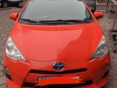 Toyota Prius c I 1.5, 2012 г., $ 7 700