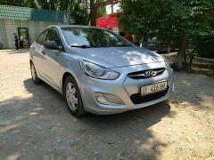 Hyundai Solaris I 1.6, 2013 г., $ 5 600
