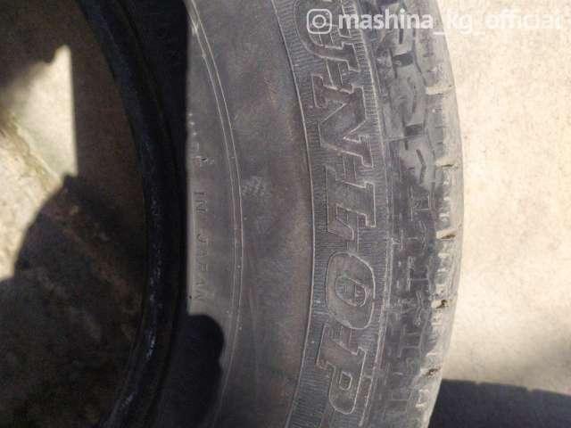 Шины - Две шины разнопарки на 15 на запаску или для повсе
