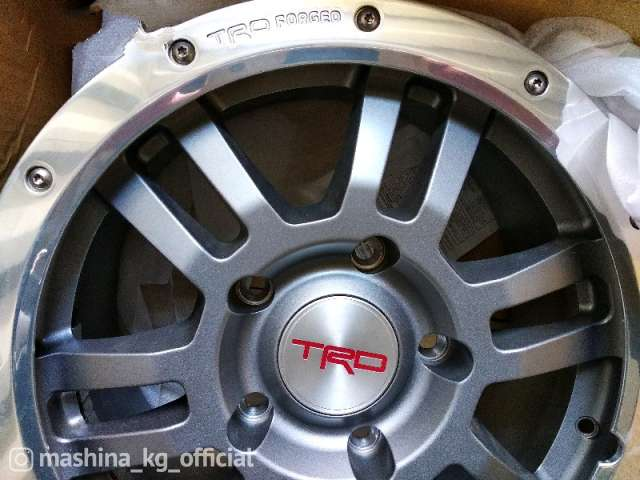 Диски - Диски TRD R17 FORGED TRD