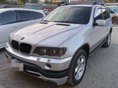 BMW X5 I (E53) 4.4, 2002 г., $ 6 000