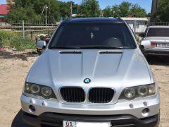 BMW X5 I (E53) 3.0, 2001 г., $ 6 300