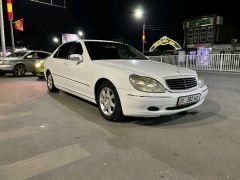 Mercedes-Benz S-класс IV (W220) 430 Long 4.3, 2000 г., $ 6 486