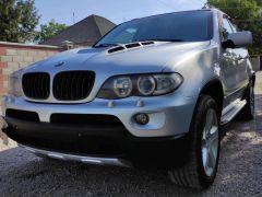 BMW X5 I (E53) Рестайлинг 3.0, 2005 г., $ 10 500