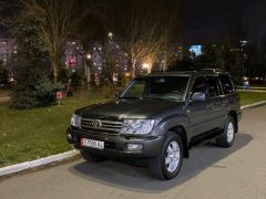 Toyota Land Cruiser 100 Series Рестайлинг 1 4.2, 2004 г., $ 18 300